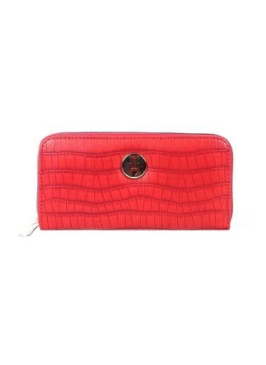TH Bags Cüzdan Kırmızı